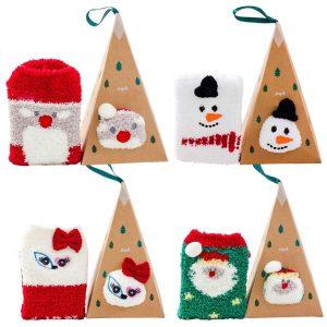 calcetines navidad casa